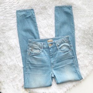 MOTHER Jeans - MOTHER | High-Waisted Looker Crop Beach House #9